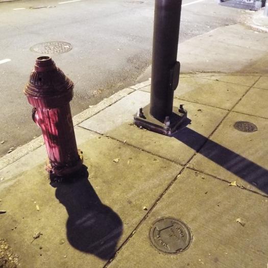 hydrant shadows